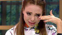 Fulin gözyaşlarını tutamadı!