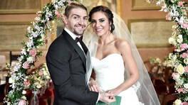 Şükran Ovalı ve Caner Erkin Roma'da evlendi!