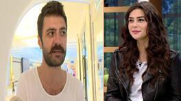 Şahin Irmak, nişanlısı Asena Tuğal'ı canlı yayında fırçaladı!