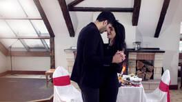 Kısmetse Olur'da sürpriz evlenme teklifi!