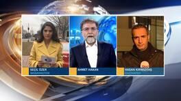 Ahmet Hakan'la Kanal D Haber - 20.01.2017