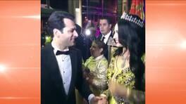 Murat Yıldırım ve Imane Elbani'den Fas'ta görkemli düğün!