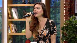 """Sevda Demirel """"Arkadaş"""" şarkısını canlı söyledi!"""