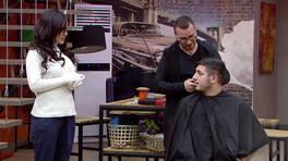 Sibel ve Gökhan arasında sakal krizi!