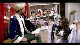 Aycan'ın büyüleyen, sultan dansı!