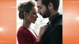 Sevgililer gününün sembol çifti Burçin Terzioğlu ve İlker Kaleli oldu!