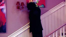 Gelinler evinde korku dolu anlar!