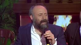 Halit Ergenç'ten canlı performans!