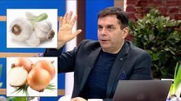 Sarımsak ve soğan nasıl tüketilmeli?