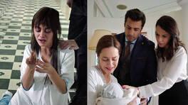 Zeyno'nun bebeği Akbaş Ailesi'ne umut oluyor!