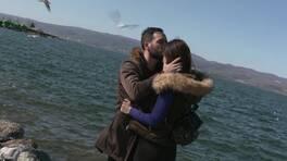 Onur ve Aycan'ın romantik anları!