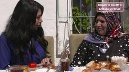 Didem, Adnan'ın ailesiyle tanıştı!