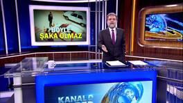 Ahmet Hakan'la Kanal D Haber - 05.04.2017