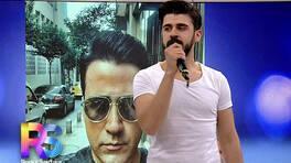 Tayfun Erdoğan, babası Emrah için yazdığı şarkıyı televizyonda ilk kez söyledi!
