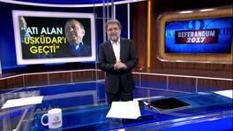 Ahmet Hakan'la Kanal D Haber - 17.04.2017