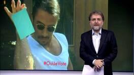 Ahmet Hakan'la Kanal D Haber - 24.04.2017