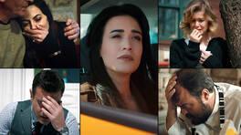 Melek'in herkesi ağlatan vedası!