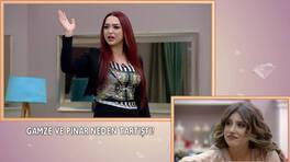 Gamze'nin Melis ve Pınar'la kavgası ihtar aldırdı!