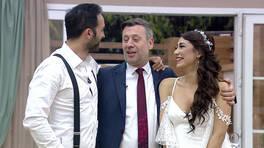 Metin Şentürk'ten Onur ve Aycan'a büyük sürpriz!