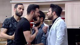 Emre ve Murat kavgasında ipler gerildi!