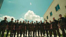 Polis Özel Harekat'tan Dayı'ya Marş!