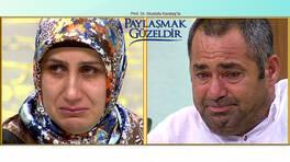 Cezminur ve Efkan Çınar sevinç gözyaşlarını tutamadılar!