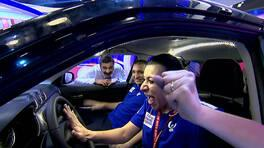Ben Bilmem Eşim Bilir'in 7 Haziran bölümünde Aylin-Volkan Tik arabayı kazanan çift oldu!