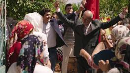 Bodrum'da düğün coşkusu!