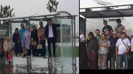 İstanbul'da sel felaketi!