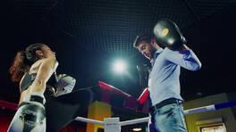 Burcu ile Güçlü ringde karşı karşıya!