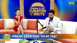 Serkan Çağrı, bu kez Kanal D ile Günaydın Türkiye için klarnetini konuşturdu!