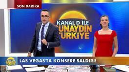 Kanal D ile Günaydın Türkiye - 02.10.2017