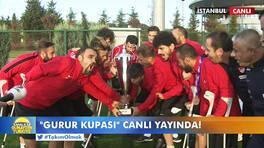 Türkiye sizinle gurur duyuyor!