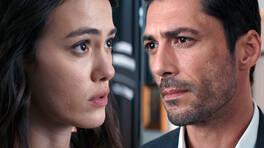 Kenan,  Elif'e aşık oluyor!