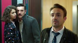 Lalin ile Oğuz'un asansör macerası Mesut'a tosladı!