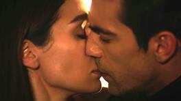 Ferhat ile Aslı'nın romantik gecesi!