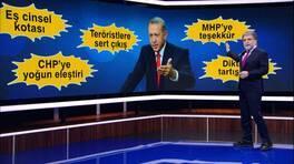 Ahmet Hakan'la Kanal D Haber - 09.11.2017