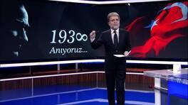 Ahmet Hakan'la Kanal D Haber - 10.11.2017