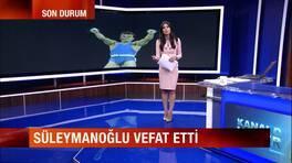 Kanal D Haber Hafta Sonu - 18.11.2017