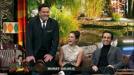 Murat Dalkılıç'tan kahkahalara neden olan soru!