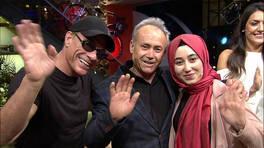 Jean Claude Van Damme gönülleri fethetti!