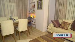 Ekip Şahane'den modern salon!