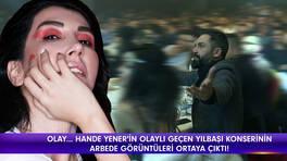 Hande Yener'i neden sahnede yuhladılar?