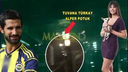 Tuvana Türkay ve Alper Potuk aşkı yeniden mi başlıyor?