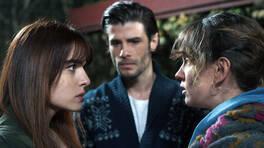 Gülizar ve Murat'ın olaylı karşılaşması!