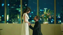 Savaş'tan sürpriz evlilik teklifi!