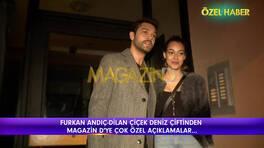 Furkan Andıç ve Dilan Deniz ilk kez el ele görüntülendi!