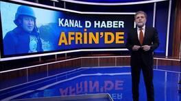 Ahmet Hakan'la Kanal D Haber - 09.03.2018