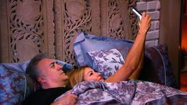 Haluk ve Meltem'in yatak odası fotoğrafları olay oldu!
