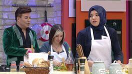 Tartışan hanımlara Fatih Ürek azarı!
